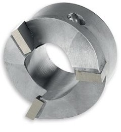 BSFCT - Carbide Tipped Back Spot Facing Cutter Metric