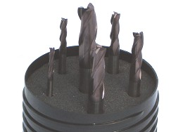 Carbide Milling Cutter Sets