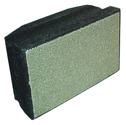 STAR - Flexible Diamond Abrasive Pad