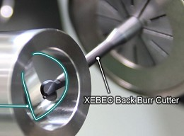 XC - Back Burr Cutter