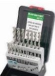 DCOWSET - Worm Pattern HSCo Drill Sets