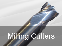 Milling Tools and Milling Cutters