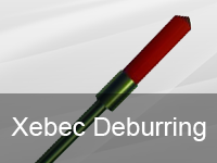 Xebec Deburring Tools