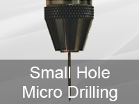 Small Hole Micro Drilling Products